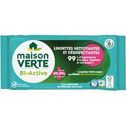 Maison Verte Maison Verte Lingettes désinfectantes Lingettes 70