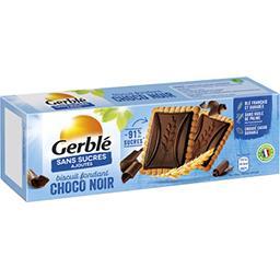 Gerblé Gerblé Biscuit Choco fondant léger sans sucres ajoutés le paquet de 12 - 126 g