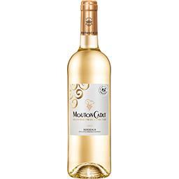 Mouton Cadet Mouton Cadet Mouton cadet - vin blanc 2020 La bouteille de 75cl