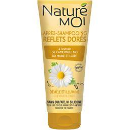 Nature & Moi Nature & Moi Après-shampooing Reflets Dorés le tube de 200 ml