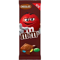 M&M's M&M's Chocolat au lait la tablette de 165 g