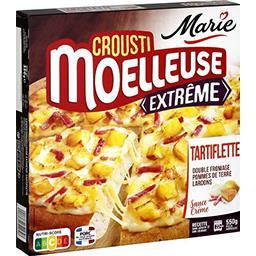 Marie Marie Crousti Moelleuses - Pizza Extrême La Tartiflette la boite de 550 g