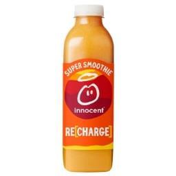 Innocent Innocent Smoothie Recharge mandarine carotte pomme gingembre la bouteille de 750 ml