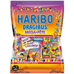 Haribo Haribo Bonbons Pocket, mini sachets la boite de 960 gr