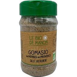 Gomasio aux herbes de provence bio