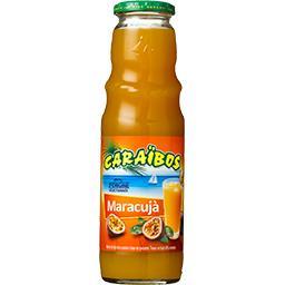 Caraïbos Caraibos Nectar Maracujà la bouteille de 75 cl