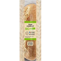 Les 300 & Bio Notre sélection Pain complet BIO le pain de 300 g