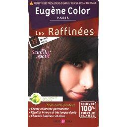 Eugène Color Eugène Color Les Raffinés - Coloration marron cacao 17 la boite de 115 ml