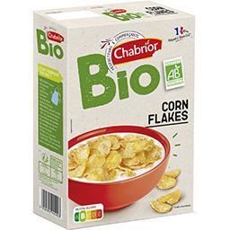 Kellogg's Bio Chabrior Corn Flakes BIO la boite de 375 g