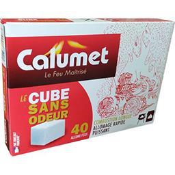 Calumet Calumet Allume feu rapide sans odeur la boite de 32 cubes - 272 g