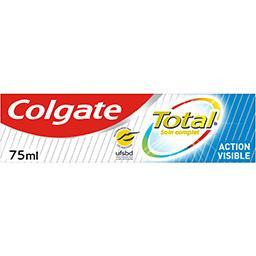 Colgate Colgate Total - Dentifrice Action Visible le tube de 75 ml