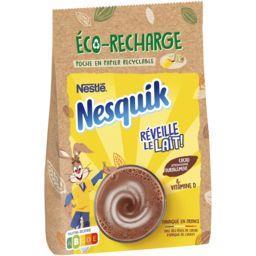 Nesquik Nesquik Eco-recharge chocolat en poudre la poche de 430g