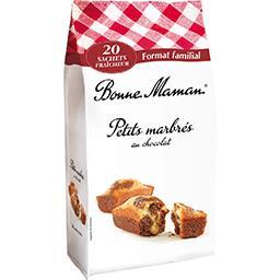 Bonne Maman Bonne Maman Marbrés au chocolat le sachet de 600g