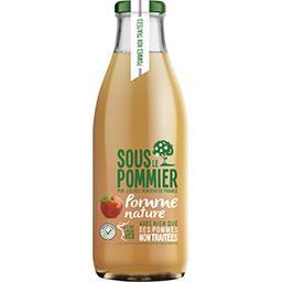 Sous le Pommier Sous le Pommier Jus pomme nature la bouteille de 1 l