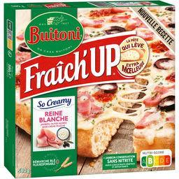 Buitoni Buitoni Fraîch'Up - Pizza So Creamy Reine Blanche la boite de 580 g