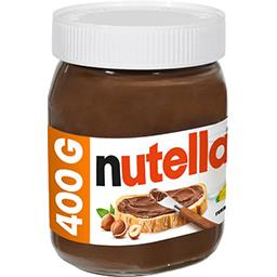 Nutella Nutella Pâte à tartiner le pot de 400 g