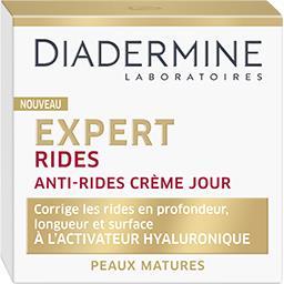Diadermine Diadermine Expert Rides - Crème jour anti-rides le pot de 50 ml