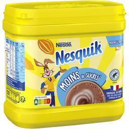 Nestlé Nestlé Nesquik - Chocolat en poudre réduit en sucres la boite de 650 g
