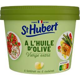St Hubert St Hubert Margarine doux à l'huile d'olive le pot de 230 g