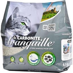 Tranquille Litière Tranquille Litière La Carbonite pour chat le sac de 6,5 kg