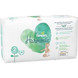 Pampers Pampers Pampers harmonie t2 gt x39 Pack de 39 couches