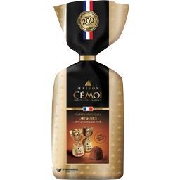 Cémoi Cémoi Truffes Véritables Origines Côtes d'Ivoire & Sao Tomé le sachet de 325 g
