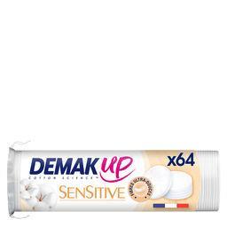 Demak'Up Demak'up Disques de coton Sensitive Super Soft le paquet de 64