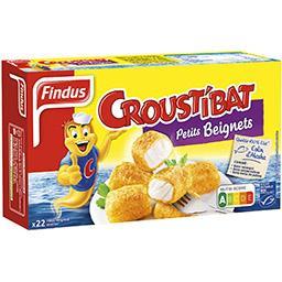 Findus Findus Croustibat - Petits beignets colin d'Alaska la boite de 300 g