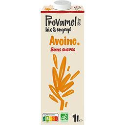 Provamel Provamel 1983 Boisson avoine sans sucres BIO la brique de 1 l