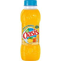Oasis Oasis Boisson à l'eau de source orange la bouteille de 50 cl
