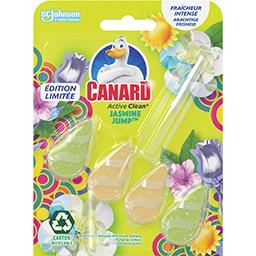 Canard Canard Active Clean - Bloc WC Jasmine Jump le bloc de 38,6 g