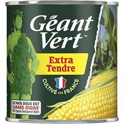 Géant Vert Géant Vert Maïs Extra Tendre la boite de 285 g net égoutté