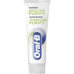 Oral B Oral B Dentifrice gencives purify blancheur Le tube de 75 ml