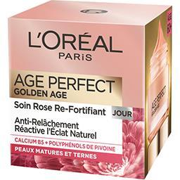 L'Oréal L'Oréal Paris Age Perfect - Soin rose re-fortifiant jour Golden Age le pot de 50 ml