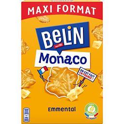 Belin Belin Monaco - Crackers à l'emmental la boite de 155 g