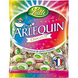 Lutti Lutti Bonbons Arlequin Original le paquet de 250 g