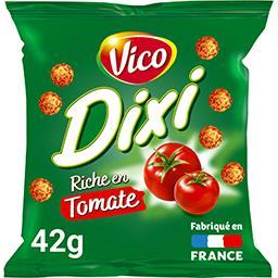 Vico Vico Biscuits apéritif Dixi tomate le sachet de 42 g