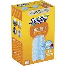 Swiffer Swiffer Recharges dépoussiérantes La boîte de 6 recharges