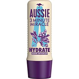Soin intensif 3 minutes miracle hydrate pour cheveux secs