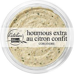 Blini L'Atelier Blini Houmous citron Le pot de 175g