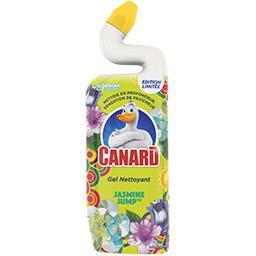 Canard Canard Gel WC nettoyant Jasmine Jum le flacon de 750 ml