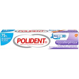 Polident Polident Crème fixative adhérence maximum hypoallergénique le tube de 70 g