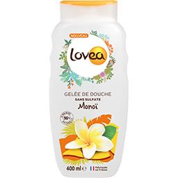 Lovea Lovea Gelée de douche au monoï la bouteille de 400ml