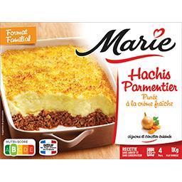 Marie Marie Hachis parmentier la boite de 1 kg