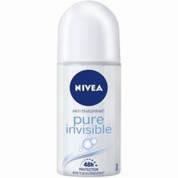 Nivea Nivea Anti-transpirant 48 h Pure Invisible le roll-on de 50 ml
