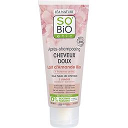 SO'BiO étic So'bio Etic Après-shampooing cheveux doux lait d'amande BIO le tube de 200 ml