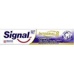 Signal Signal Integral 8 - Dentifrice complet le tube de 75 ml