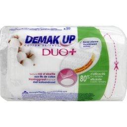 Demak'Up Demak'up Disque de coton oval expert le paquet de 50