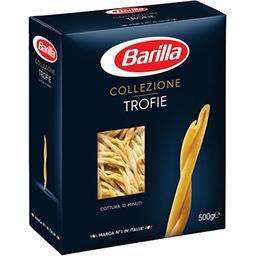 Barilla Barilla Pâtes Collezione Trofie le paquet de 500g