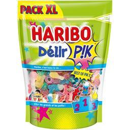 Haribo Haribo Bonbons Délir Pik le paquet de 750 g - Pack XL